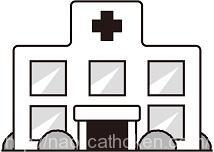 モノクロ病院